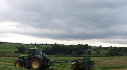 Making high-quality grass silage