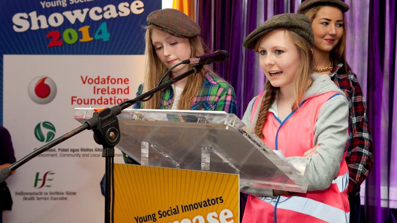 HSA & TY students promote farm safety