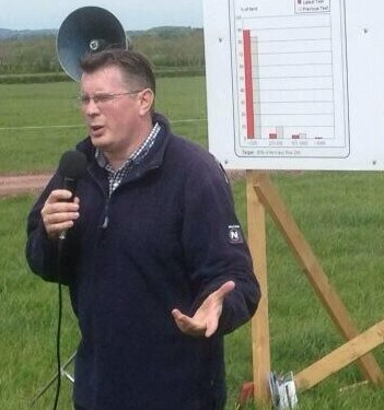 Award-winning Limerick family farm host milk quality event