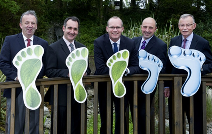 Carbery Group's innovative Greener Dairy Farms Project launched