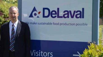 DeLaval appoints new MD for the UK and Ireland