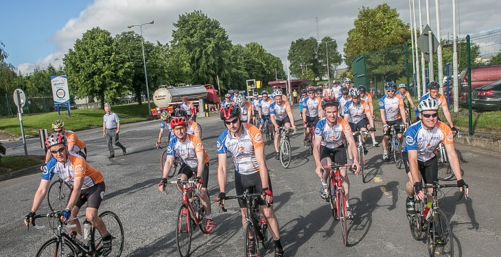 Glanbia cycling your way today