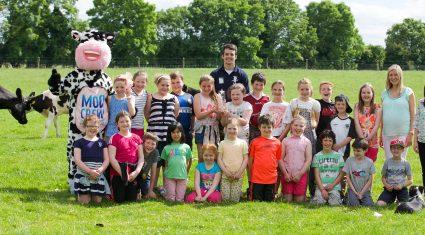 Galway school scoops national Moo Crew prize