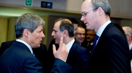 Coveney calls for strong action from EU on market stability