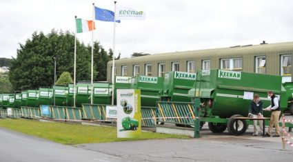 Keenan reporting huge interest from dairy farmers ahead of sales