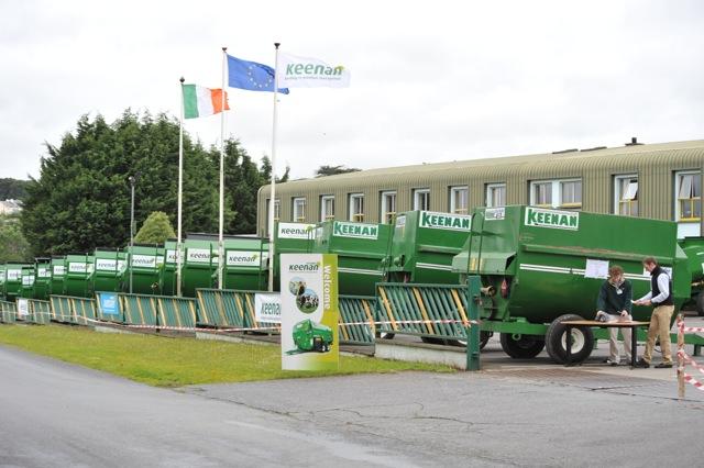 Keenan reporting huge interest from dairy farmers ahead of sales