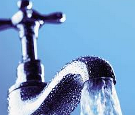 No water charges for private wells