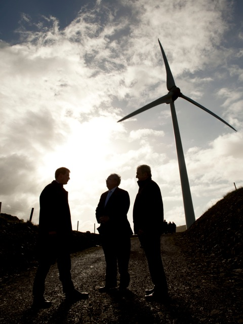 Promote co-operative renewable energy projects – ICOS tells Government