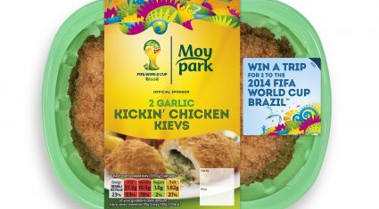 Spotted the Moy Park chicken ads at the World Cup?