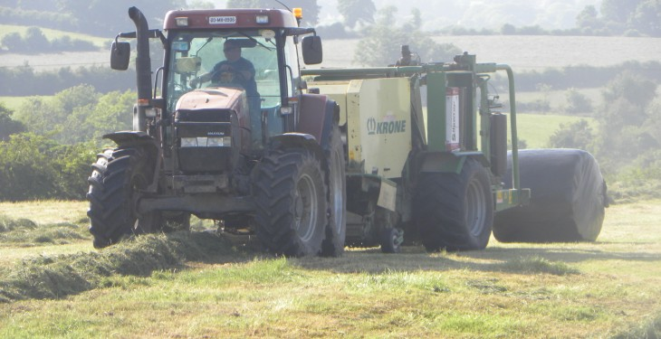 Cut silage yields super, but quality dropping