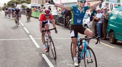 NDC announces continued support of Ireland's top cycle race for women, Ras na mBan