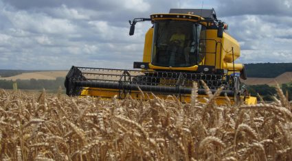UK harvest is 45% complete