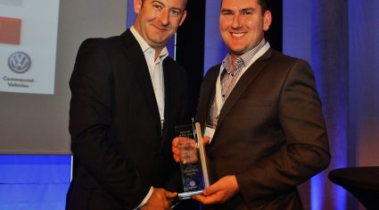 Volkswagen Ireland wins European award