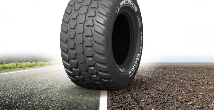 Michelin expands farm tyre range