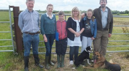 Demonstration farm walks to highlight organic opportunities