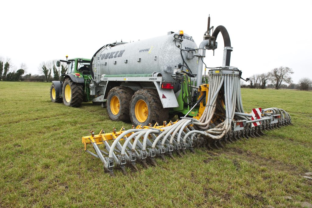 Cost-effective and environmentally friendly - keeping slurry