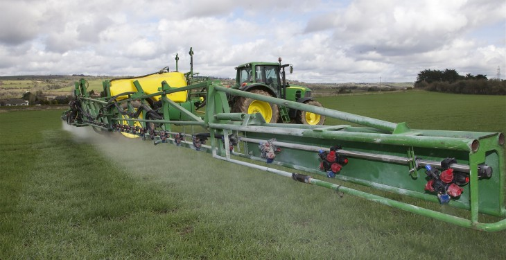 Training for spraying 'unnecessary, costly and irritating' says ICMSA