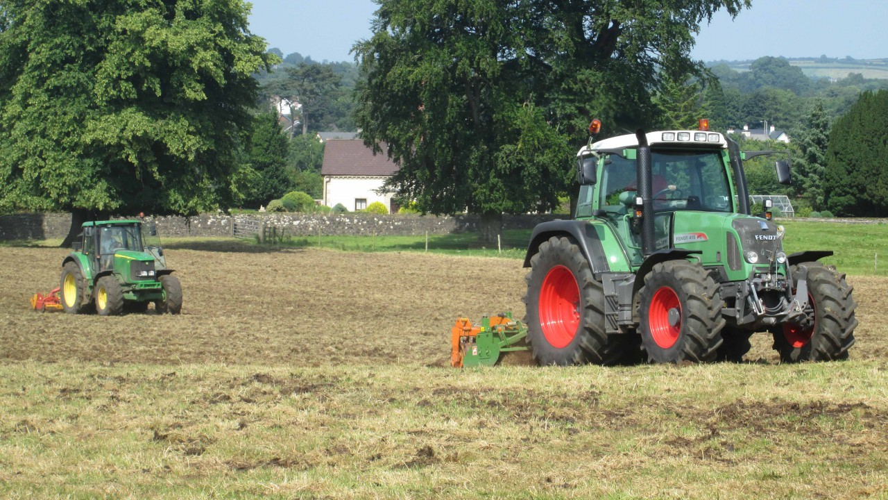 Have you taken a paddock out for reseeding?