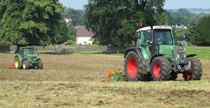 'Few farmers plan reseeding as part of expansion plans'