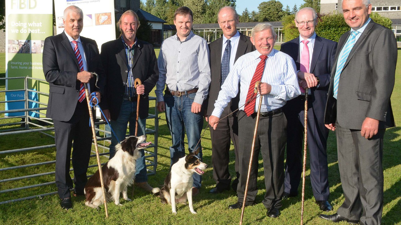 International Sheepdog Trials launched