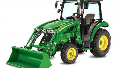 John Deere launches new compact tractors