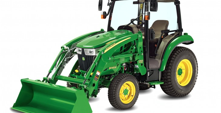 John Deere launches new compact tractors