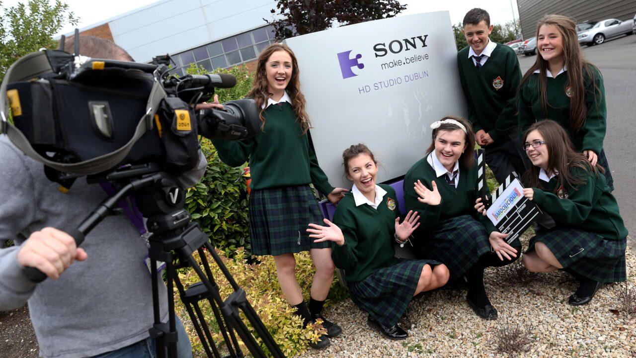 TV3 hosts NDC winning students