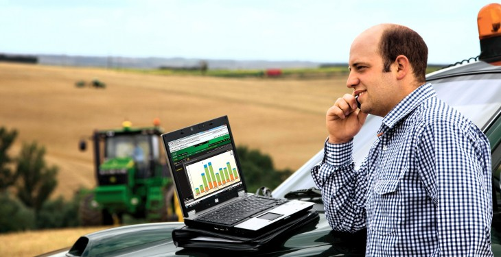 John Deere launches 'information-enabled agriculture'