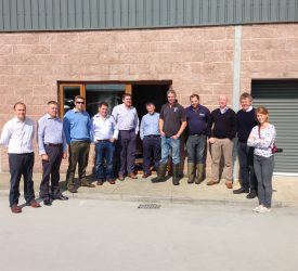 UK Unions in Northern Ireland meet on dairy issues