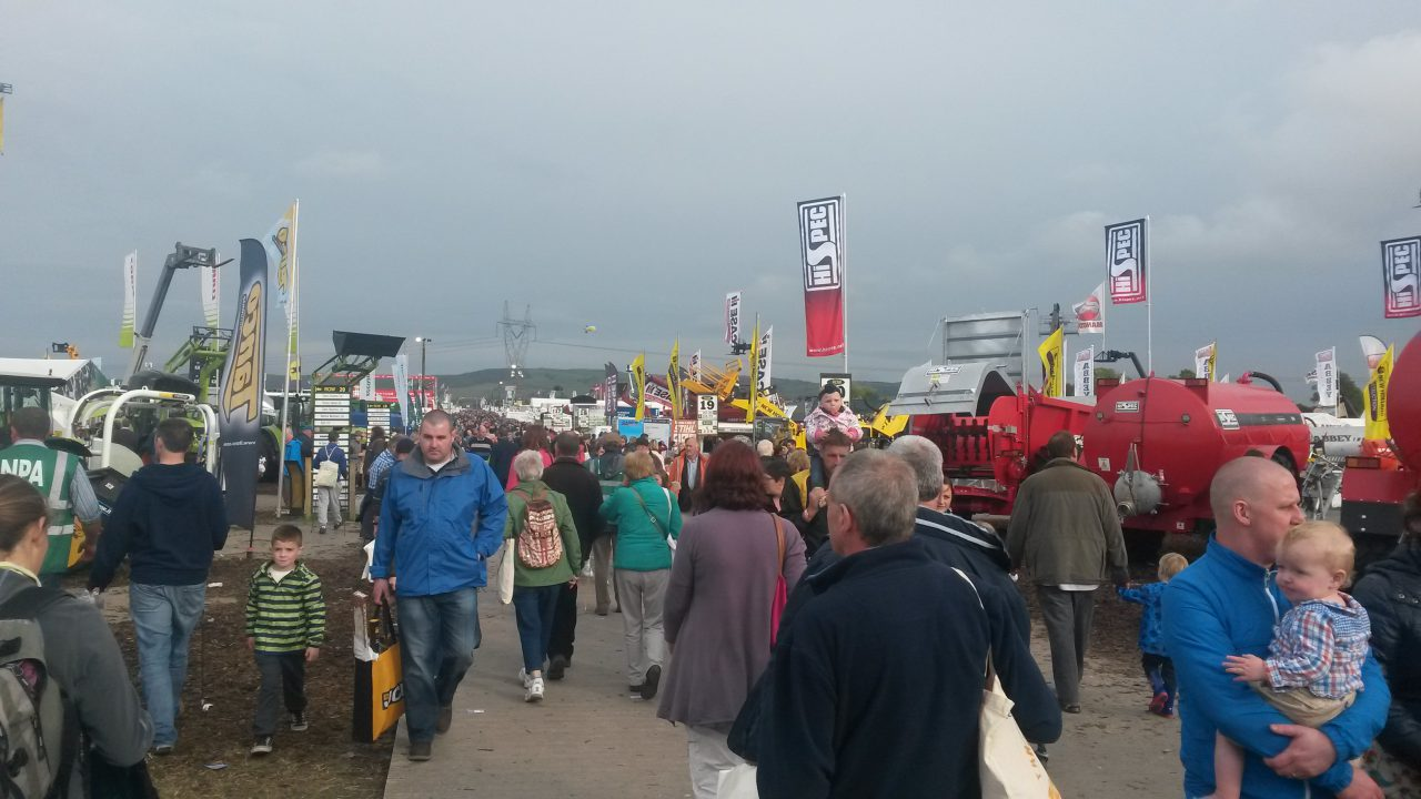 Enjoying the Ploughing? Consider a career in agriculture?