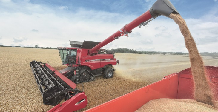 Support creeps into UK grain market