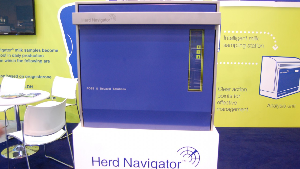DeLaval launches Herd Navigator in the UK