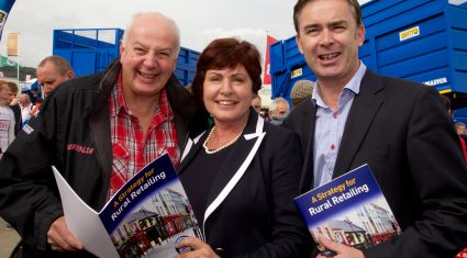 Rural retail strategy launched at Ploughing