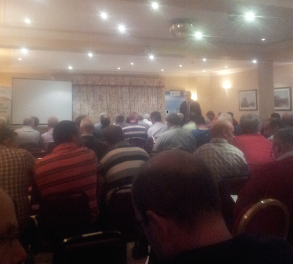 No show by processors at Roscommon beef meeting sparks anger