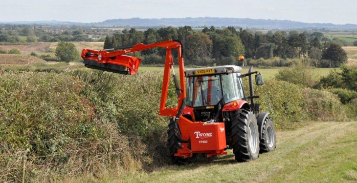 New range of hedgecutters hit Irish market