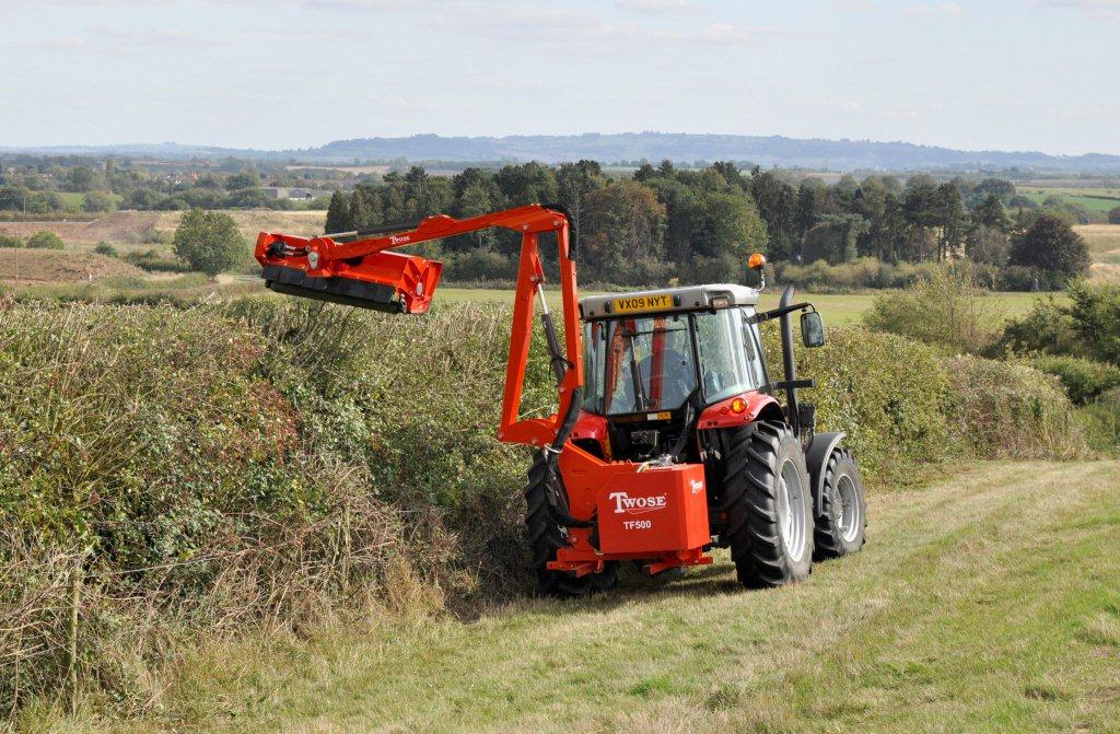 New range of hedgecutters hit Irish market