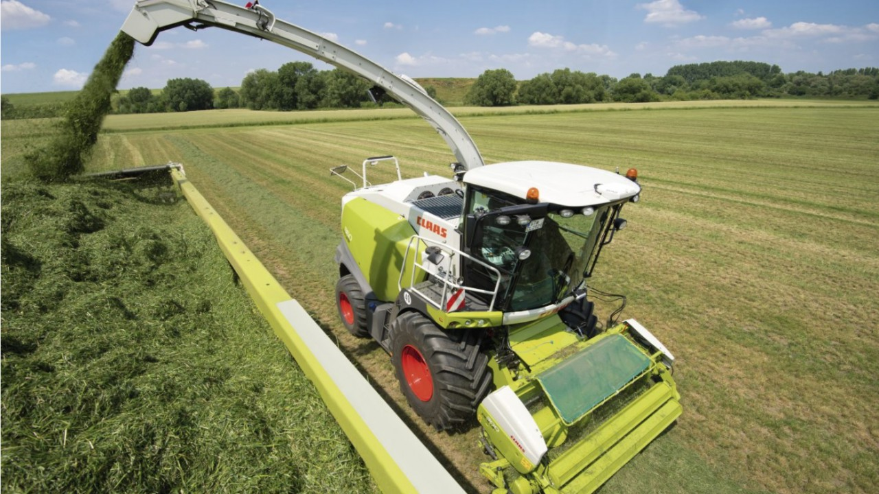 Claas says 1 in every 2 self-propelled harvesters sold is a Jaguar