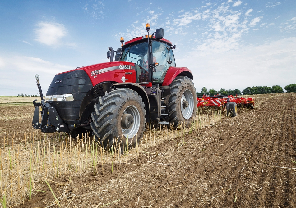 Keeping farmers fit from inside the tractor