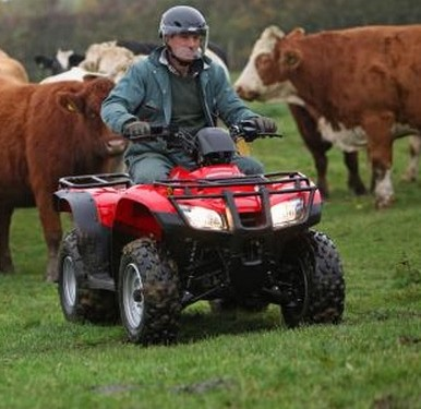 Win a quad worth over €6,000