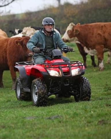 Win a quad worth over €6,000