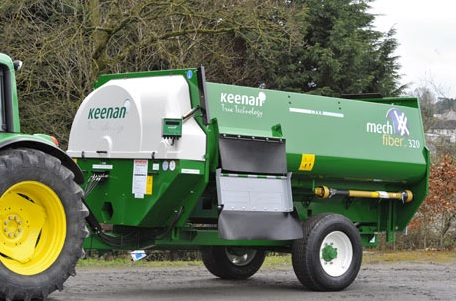 'French farmers buy hundreds of Keenan diet feeders every year, but feed differently'