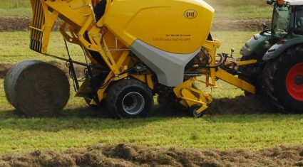 Lely claims continuous baling breakthrough
