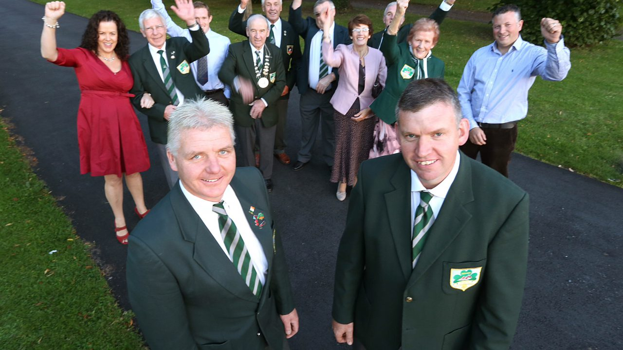 Victorious Irish ploughers home today