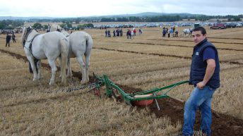Ploughing to return to Ratheniska in 2015