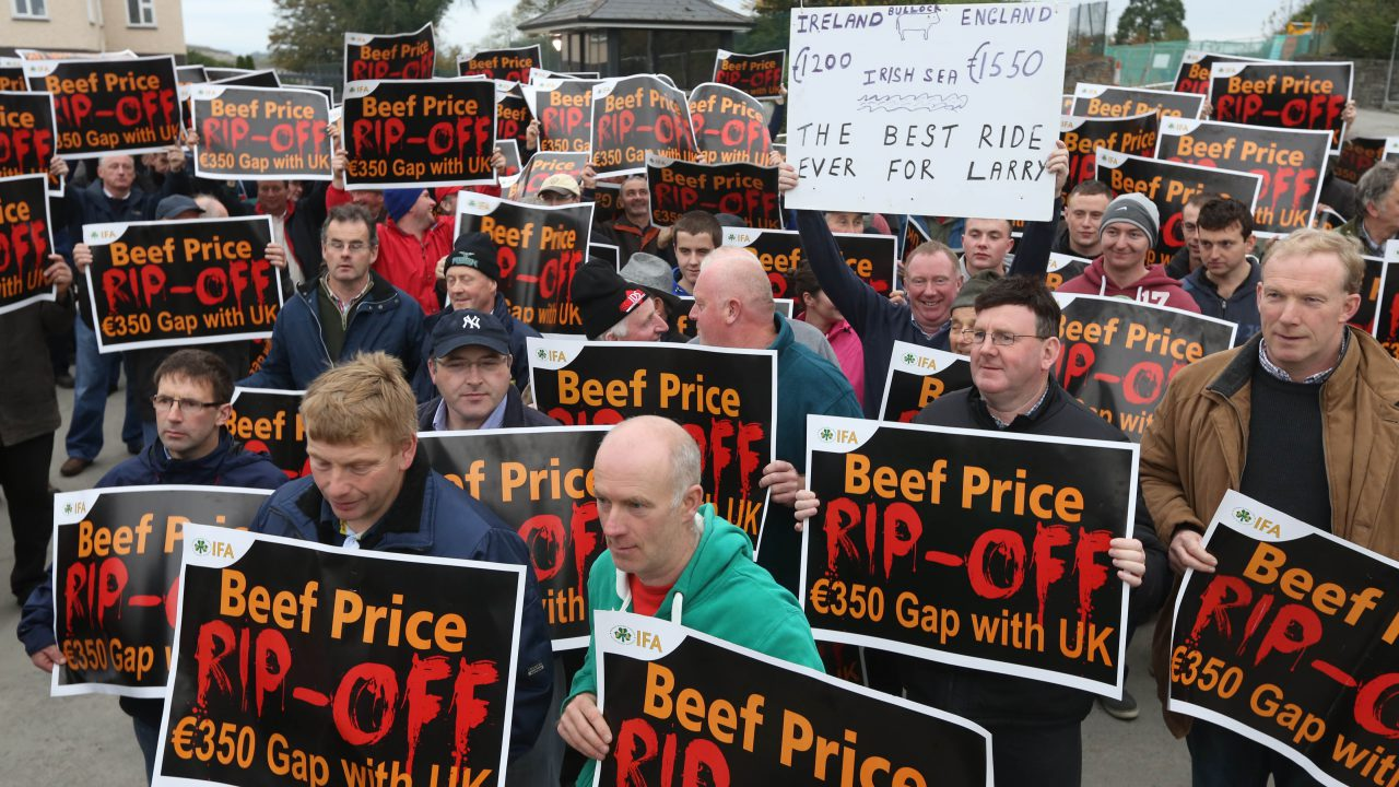 Farmers continue protest at factory gates