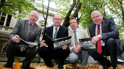 Forest Research Ireland report launched