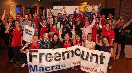 Macra's AIB club of the year winners announced