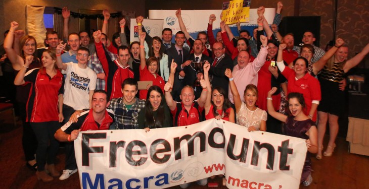 Macra's AIB club of the year winners announced