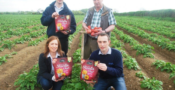 Ireland imports 120,000 tonnes of potato products annually