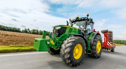 Do your tractor tyres meet the RSA's requirements? –  If not you could face a fine
